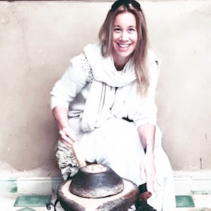 Annabel Du Boulay Blog Argan Oil Morocco