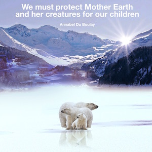 Annabel Du Boulay Blog Winter Solstice Campaign Global Warming