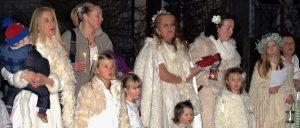 Annabel Du Boulay Imbolc Ceremony 2011