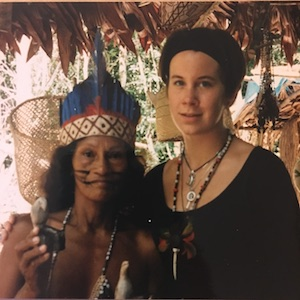 Annabel Du Boulay Shamanic Path Peruvian Amazon Tribe