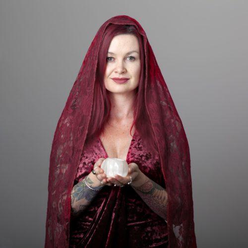 Annabel Du Boulay Mary Magdalene Workshop