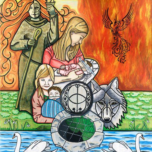 Brigit - Mother of Healing