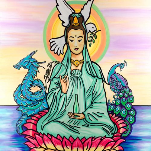 Kuan Yin - Mother of Compassion