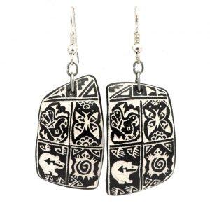 Annabel Du Boulay Shop Ceramic Earrings