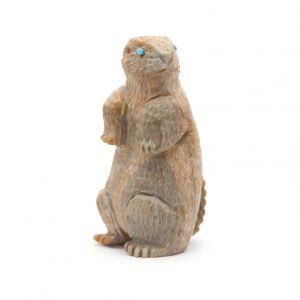 Annabel Du Boulay Shop Zuni Fetish Prairie Dog