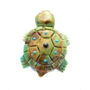 Annabel Du Boulay Shop Zuni Fetish Turtle