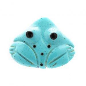 Annabel Du Boulay Shop Zuni Fetish Frog