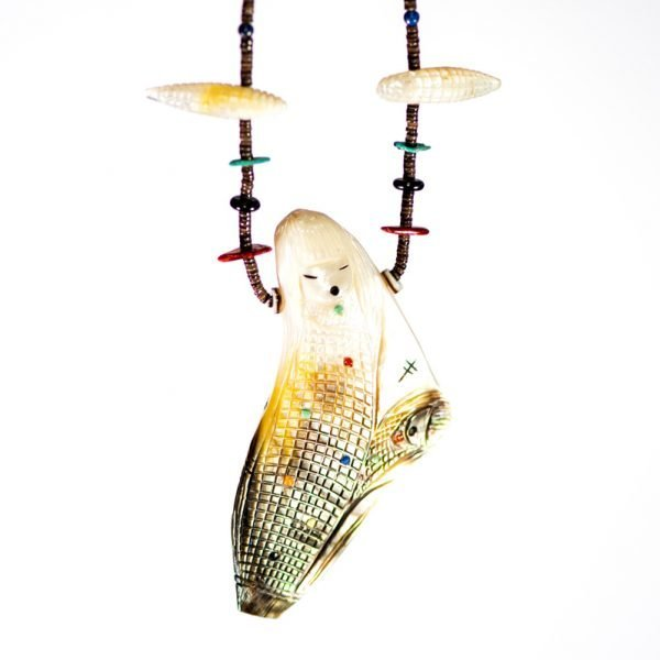 Annabel Du Boulay Shop Sandra Quandelacy Corn Maiden Necklace