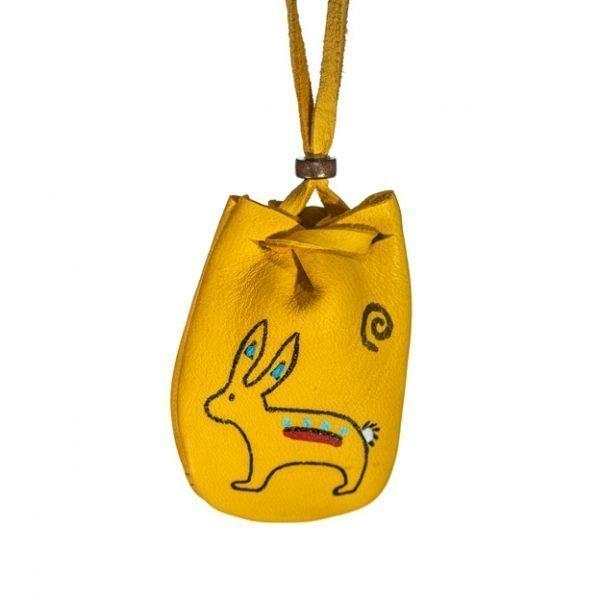 Annabel Du Boulay Shop Hare Medicine Pouch