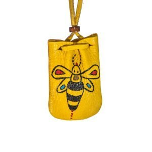 Annabel Du Boulay Shop Bee Medicine Pouch