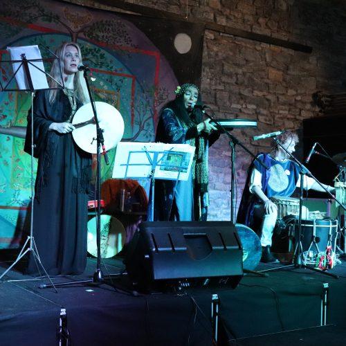 Alessandra Belloni Annabel Du Boulay Concert