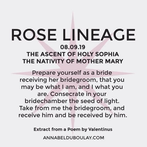 Rose Lineage 08.09.19