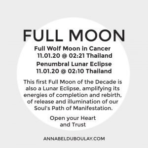 Full Moon 11.01.20 - Annabel Du Boulay