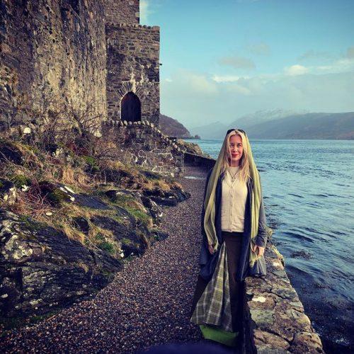 Blessings from Hebrides - Annabel Du Boulay