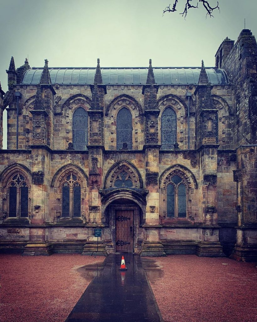 Rosslyn Chapel 1 Annabel Du Boulay