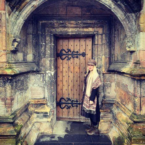 Rosslyn Chapel Annabel Du Boulay