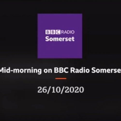 BBC Radio Somerset Interview 26.10.20