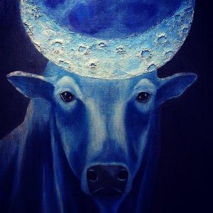 Full Moon - Annabel Du Boulay