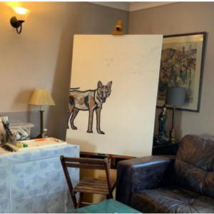 Annabel Duboulay - cave of creativity